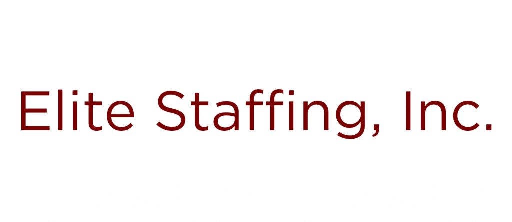 Elite Staffing Inc TEXT