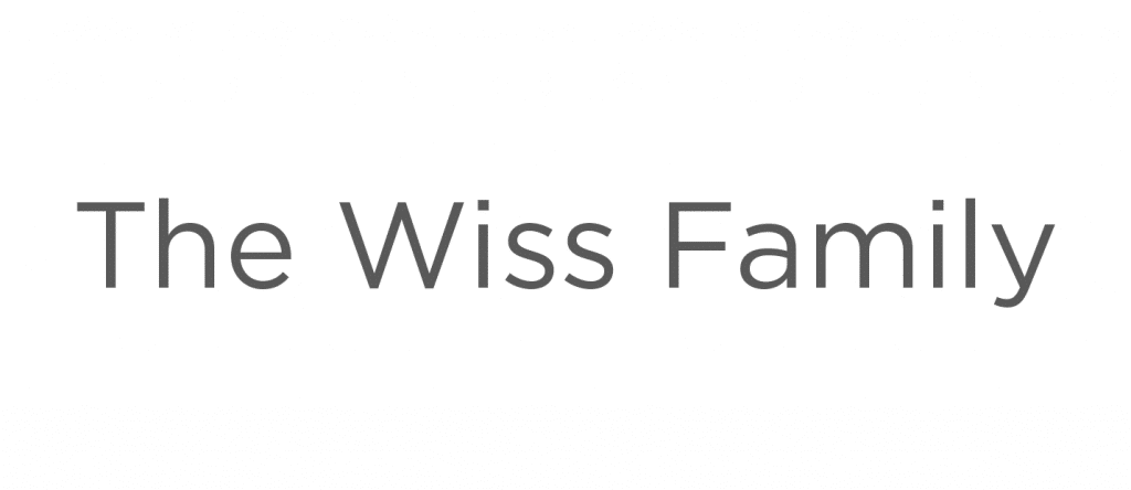 The Wiss Family