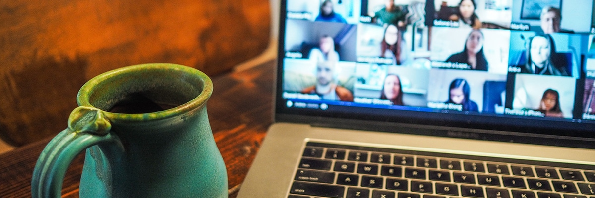 Virtual Breakfast blog