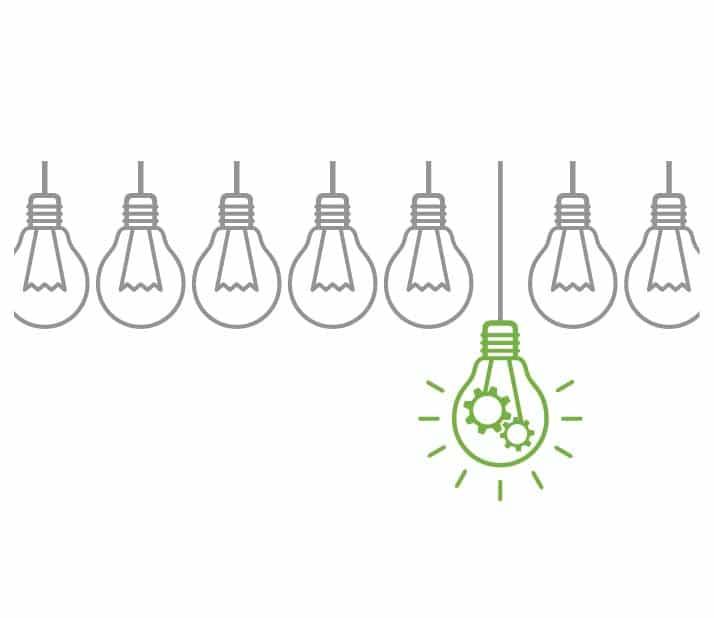 light bulb eps