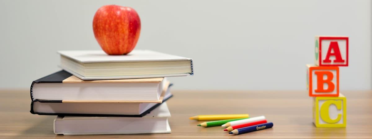 teaching at home header